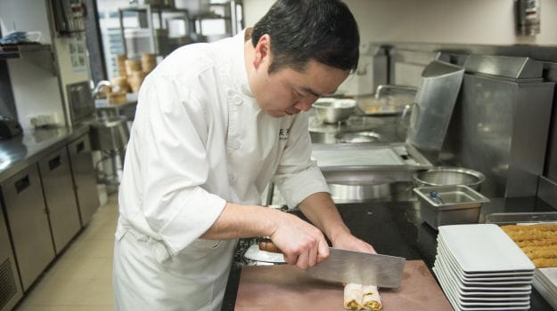 Chef's Table: Delving into Dum Sums with Yauatcha's Expat Head Chef Wang Yixuan