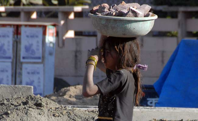 Pakistan Faces 'Worst' Form Of Child Labour: Report