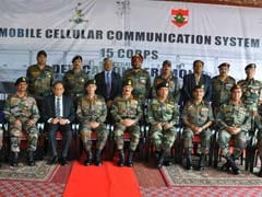 Chinar Corps Becomes First Army Formation To Get 3G Network