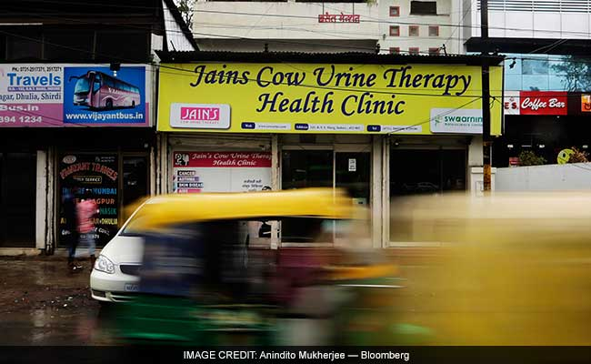 With Modi Government, Cow Urine Turns Into Liquid Gold