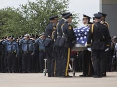 Thousands Gather To Mourn, Honor 3 Officers Killed In Dallas