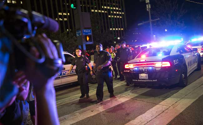 Robot Used By Police To Kill Dallas Shooter Opens Ethics Debate