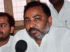 BSP Workers Hold Protest For Dayashankar Singh's Arrest In Mumbai