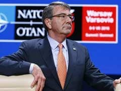 US To Help Iraq Build Base For Push On Mosul: Ash Carter