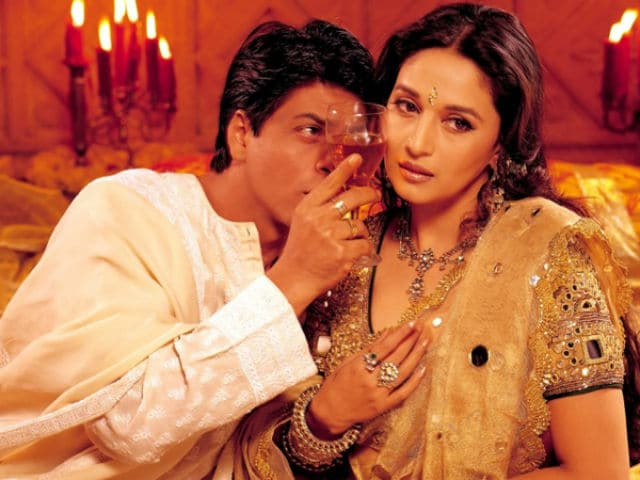 Why Shah Rukh Khan is Tweeting About Devdas