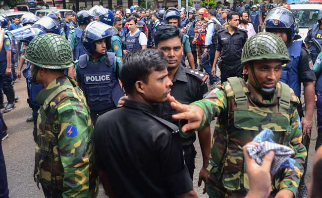 Photos Of Bodies Of Bangladeshi Attackers Released Along With First Names