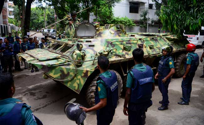 Money, Rehabilitation, Protection For Bangladesh Terrorists Who Call It Quits