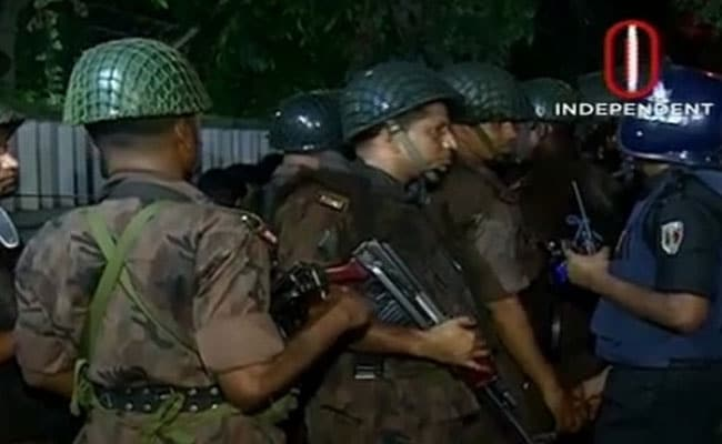 Too Early To Say Who Is Involved In Dhaka Hostage Situation: US