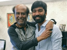 Dhanush Had a Very <I>Kabali</i> Birthday With Rajinikanth