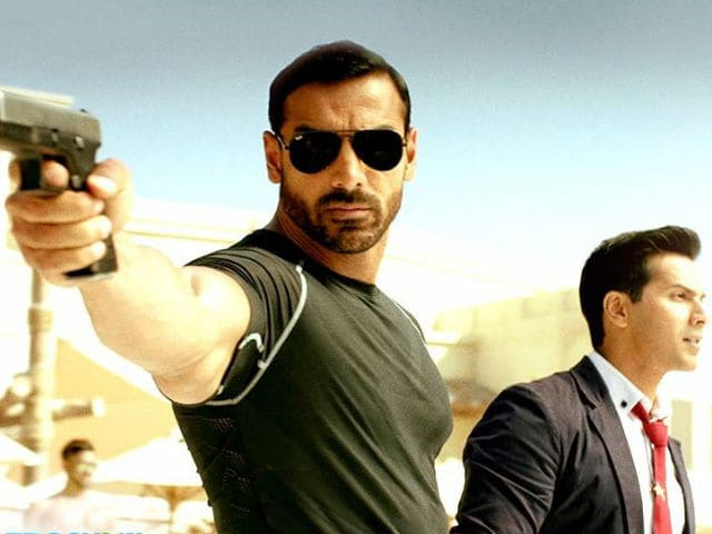Varun and John's Dishoom to Get Shield Against Piracy