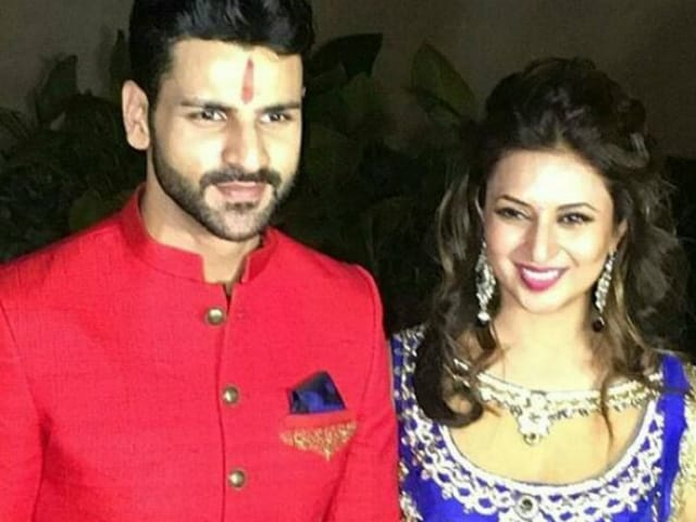 Inside Divyanka Tripathi's Sangeet: These Pics Will Make Your Heart Sing