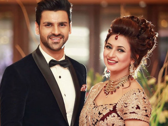 Pics From Divyanka Tripathi and Vivek Dahiya's Chandigarh Reception