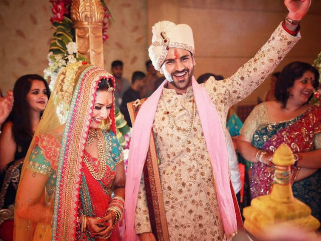 New Bride Divyanka Tripathi Says 'Nothing Scares Me About Marriage'