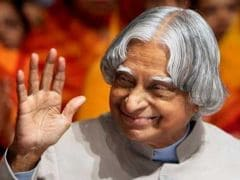 Defence Minister Nirmala Sitharaman Dedicates Website To Dr Kalam