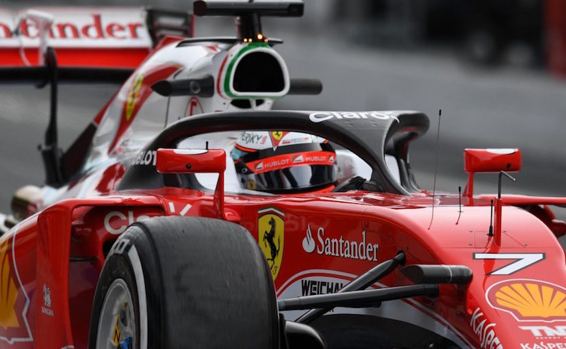 F1 2017: Controversial Halo Protection System To Be