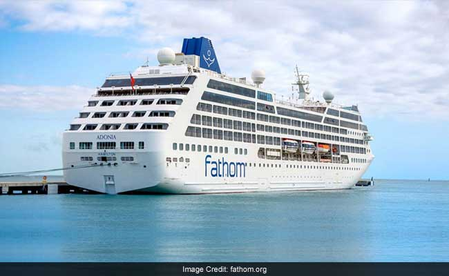 This Cruise Line Is Turning To God For Survival