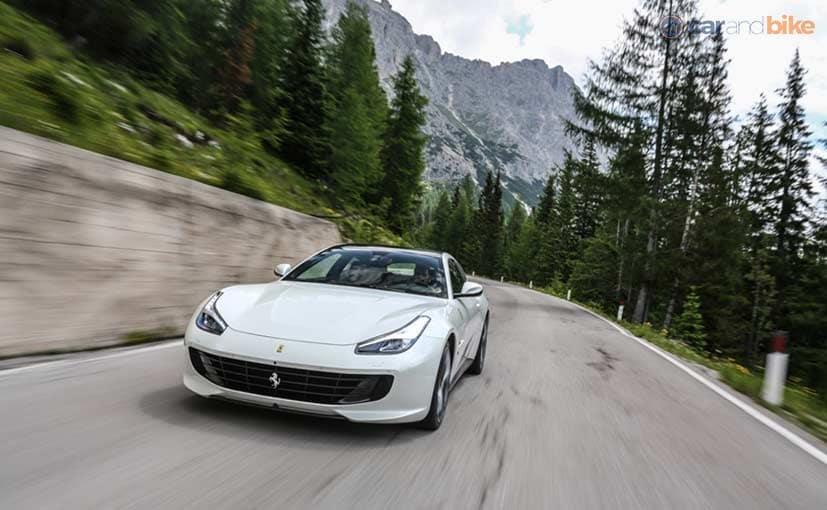 Ferrari GTC4Lusso Review