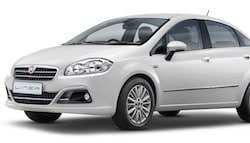 Fiat Linea 125 S Launched in India at Rs. 7.82 Lakh; Punto Evo and Avventura Get Upgrades