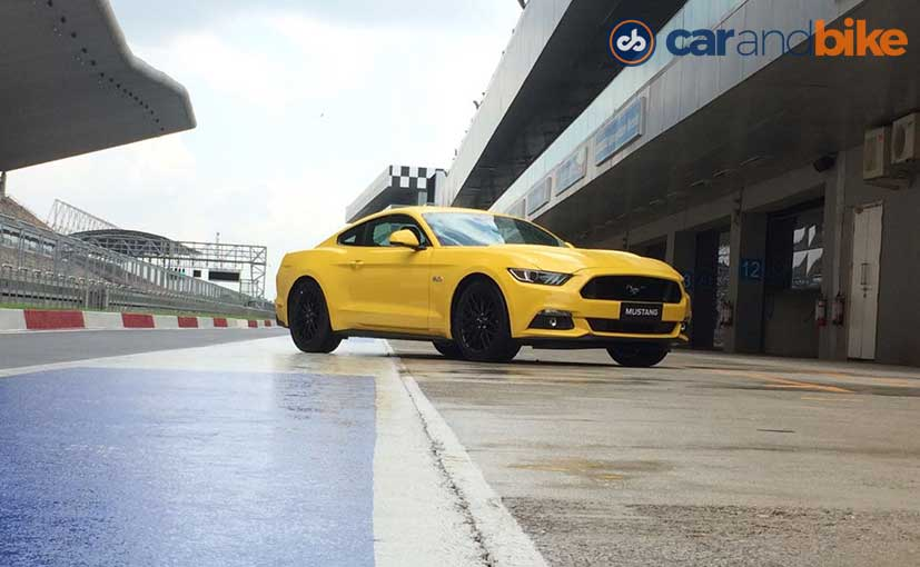 Ford Mustang Comes with 4 Driving Modes