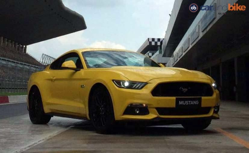 Build A Mustang >> Ford To Build Hybrid Mustang By 2020 Ndtv Carandbike