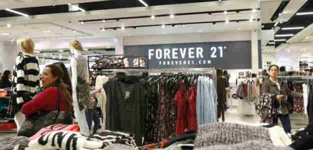 Aditya Birla Fashion To Acquire Forever 21 In India For $26 Million