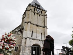 'He Held Gun To My Neck': France Church Attack Hostage Details Horror