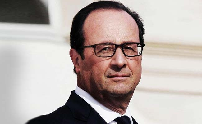 Francois Hollande Stands By Statement On Rafale, His Office Tells NDTV