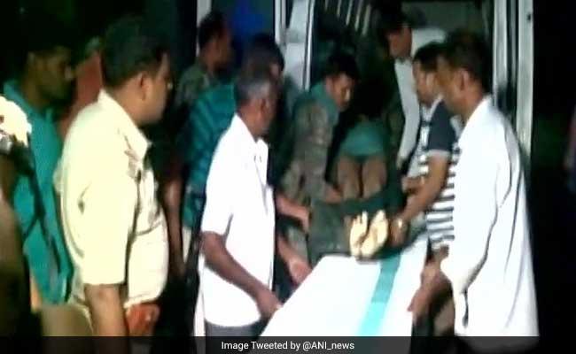 बिहार : नक्सलियों के साथ मुठभेड़ में CRPF के 10 कमांडो शहीद, राजनाथ सिंह ने की सीएम नीतीश से बात