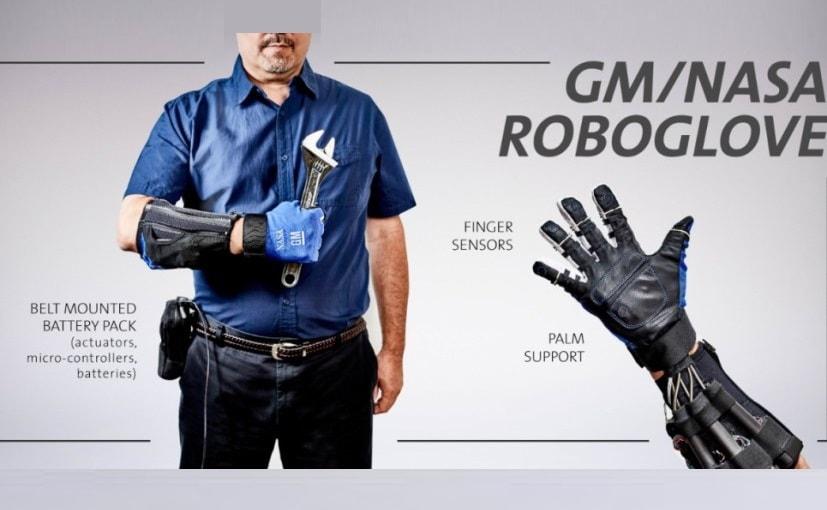 GM/NASA RoboGlove Features