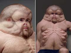 Viral: What an Evolved Human That Can Survive Car Crash Might Look Like