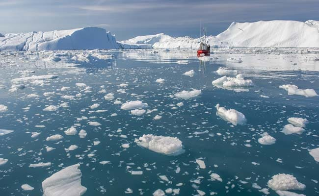 Activities in Arctic benign, China says