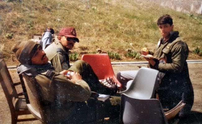 group captain nachiketa 650