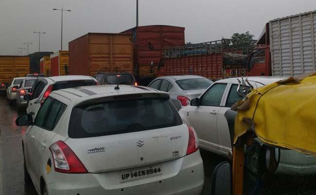 As Monster Traffic Jams Freeze Gurgaon, Prohibitory Orders At Key Crossing