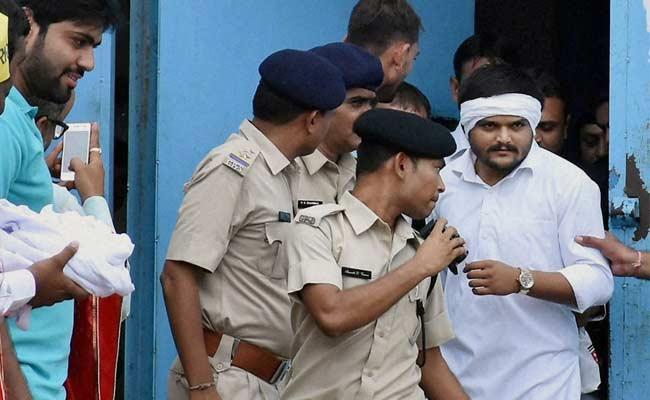 Ready To Surrender, Says Hardik Patel After Gujarat Court Orders Arrest