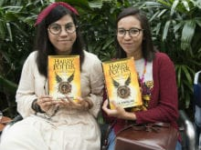 Fans Celebrate Harry Potter's Birthday With New Book, <I>Cursed Child</i>