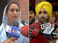'Who Will Kejriwal Send To Punjab Assembly?' Akali Minister On Bhagwant Mann Video
