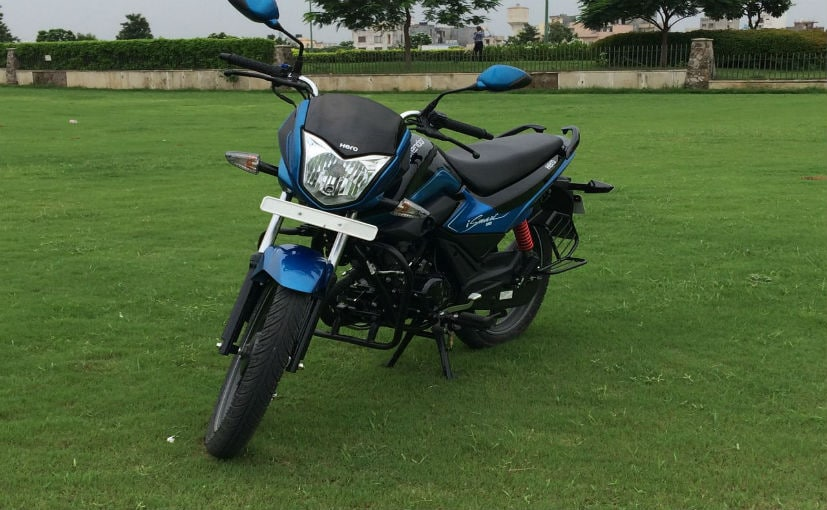 Hero MotoCorp Clocks Record Sales In October