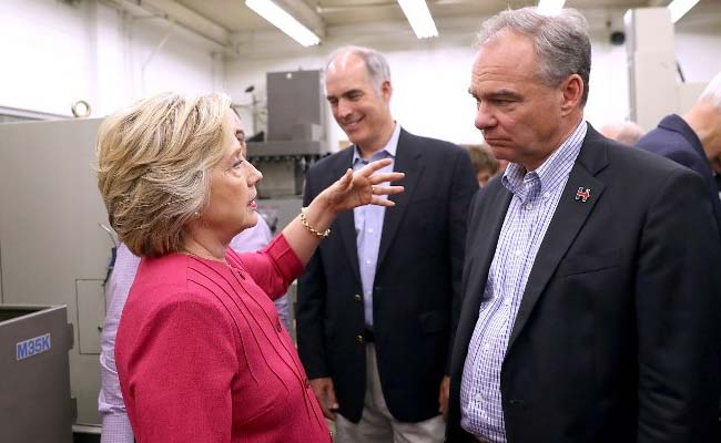 Hillary Clinton Campaign Denies Report That Its Computer System Was Hacked
