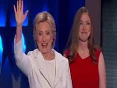 अमेरिका : हिलेरी क्लिंटन ने राष्ट्रपति चुनाव के लिए डेमोक्रेटिक पार्टी की उम्मीदवारी स्वीकार की