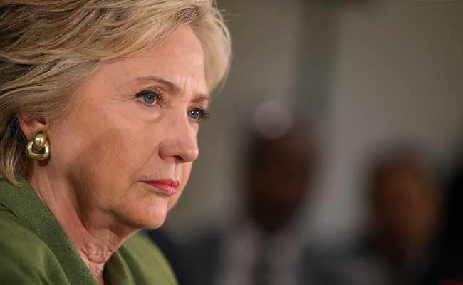 Hillary Clinton Diagnosed With Pneumonia, 'Dehydrated' At 9/11 Event