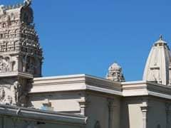 भारत में जन्मा मुस्लिम पुलिस अधिकारी अमेरिका में हिन्दू मंदिर का सुरक्षा प्रभारी