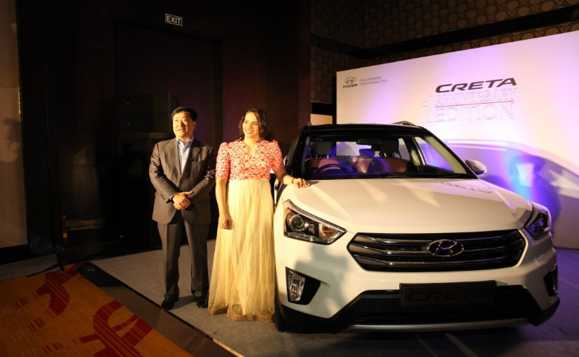 Hyundai Creta Gets Three New Variants For Its First Anniversary In India