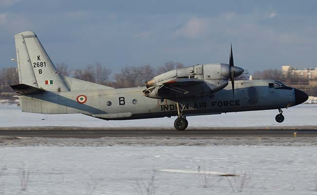 India's Biggest Search Ever To Find A Plane That Crashed In The Sea