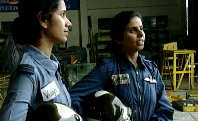 Exclusive The First Indian Air Force Women Who Went Into A War Zone