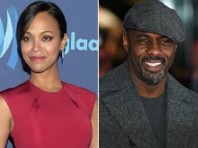 Zoe Saldana Slams <I>Bond</i> Writer For Saying Idris Elba 'Too Street' For 007