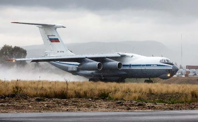 Russia Finds Remains Of Crashed Firefighter Plane, No Survivors
