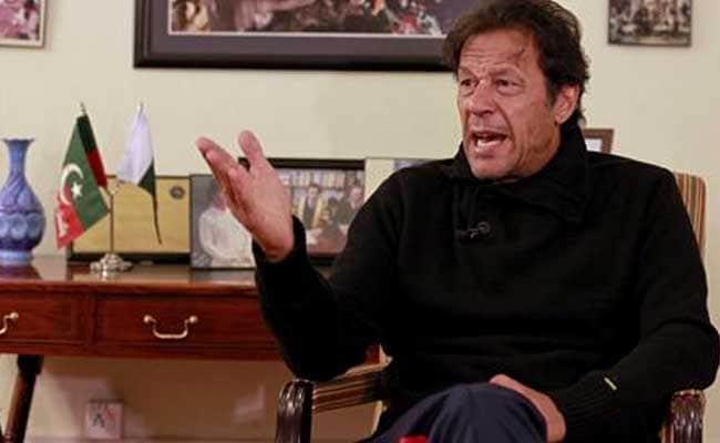 नवाज शरीफ की अयोग्यता नए पाकिस्तान का आगाज : इमरान खान