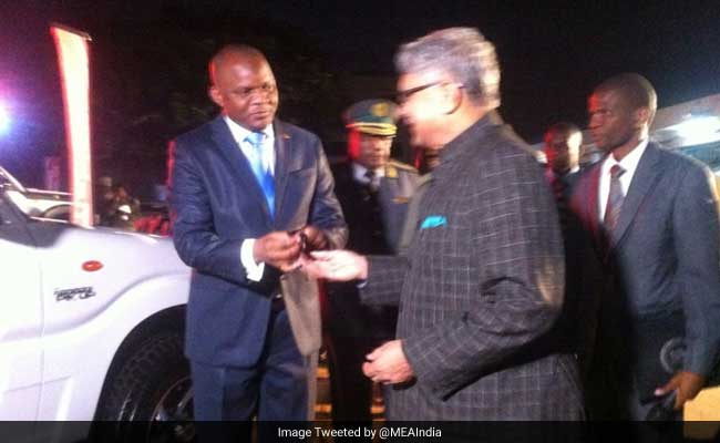 India Gives 30 SUVs To Mozambique, Delivering $4.5 Million Grant