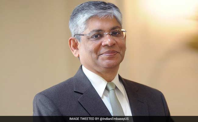 Indian-Americans Play Important Role In Enhancing Ties: Ambassador Arun K Singh