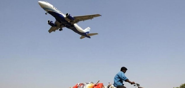 India Sees Record 1.04 Crore Domestic Flyers In October